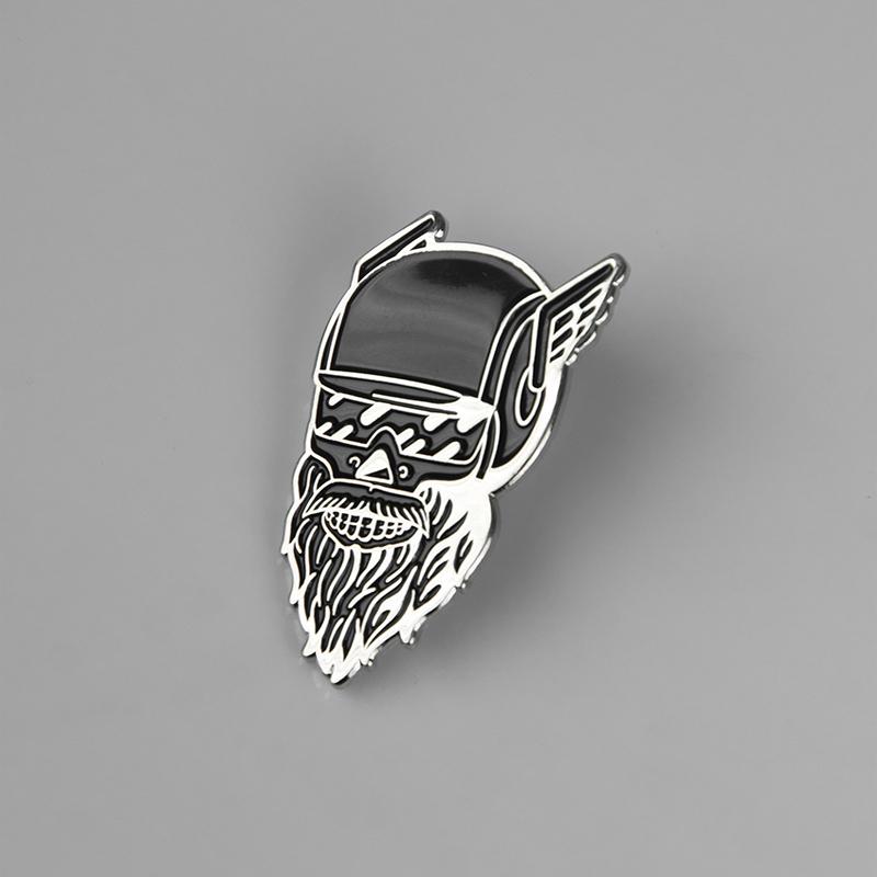 метална значка pin